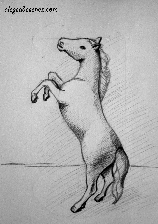 Cat de greu iti e sa desenezi un pahar? Dar un cal? (partea a treia)