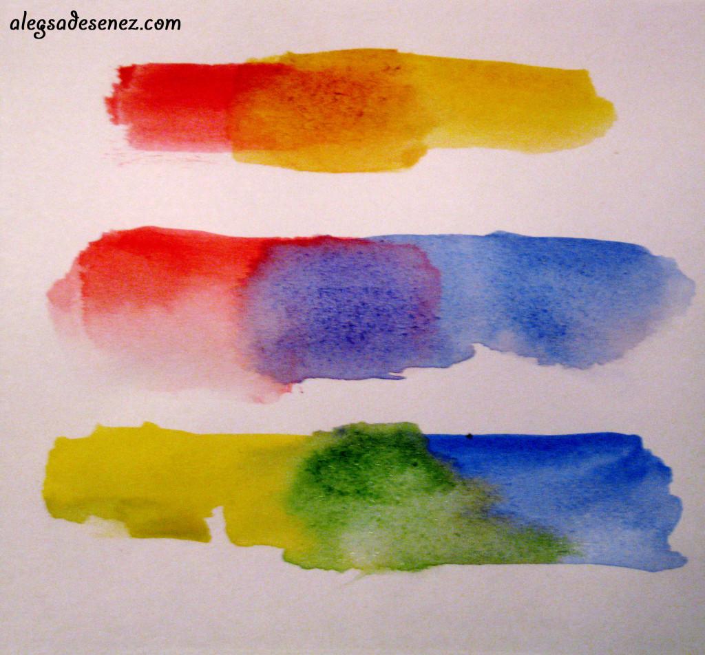 amestec de culori