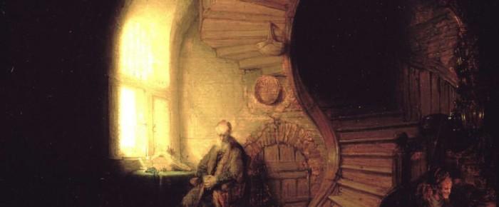 Contrastul clarobscur si iluzia volumului in pictura (2)