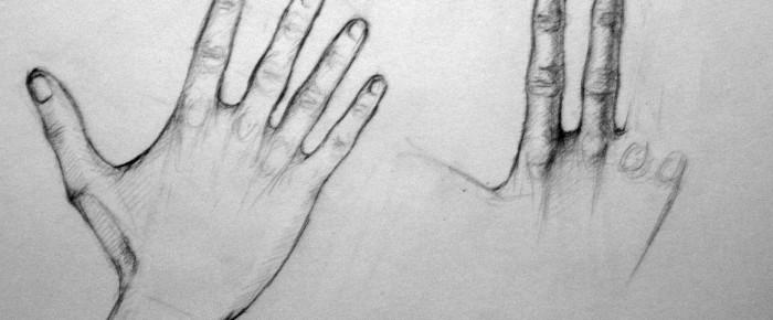 Cum desenezi mana intinsa in 5 pasi simpli