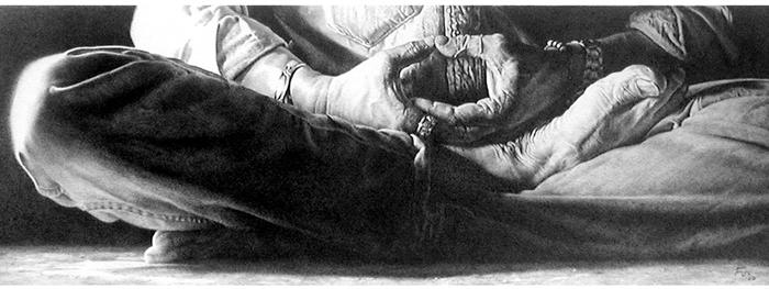 Hasura si expresivitatea ei in functie de mana fiecarui artist