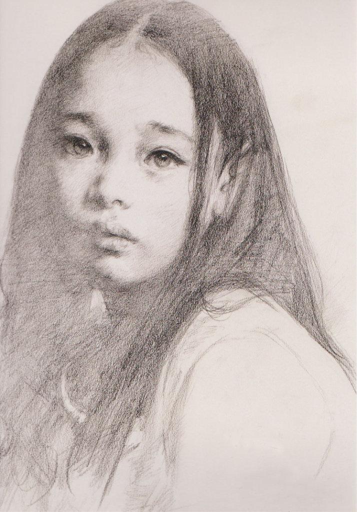 portrait_of_a_tibetan_girl_by_aixuan-d77ucz0