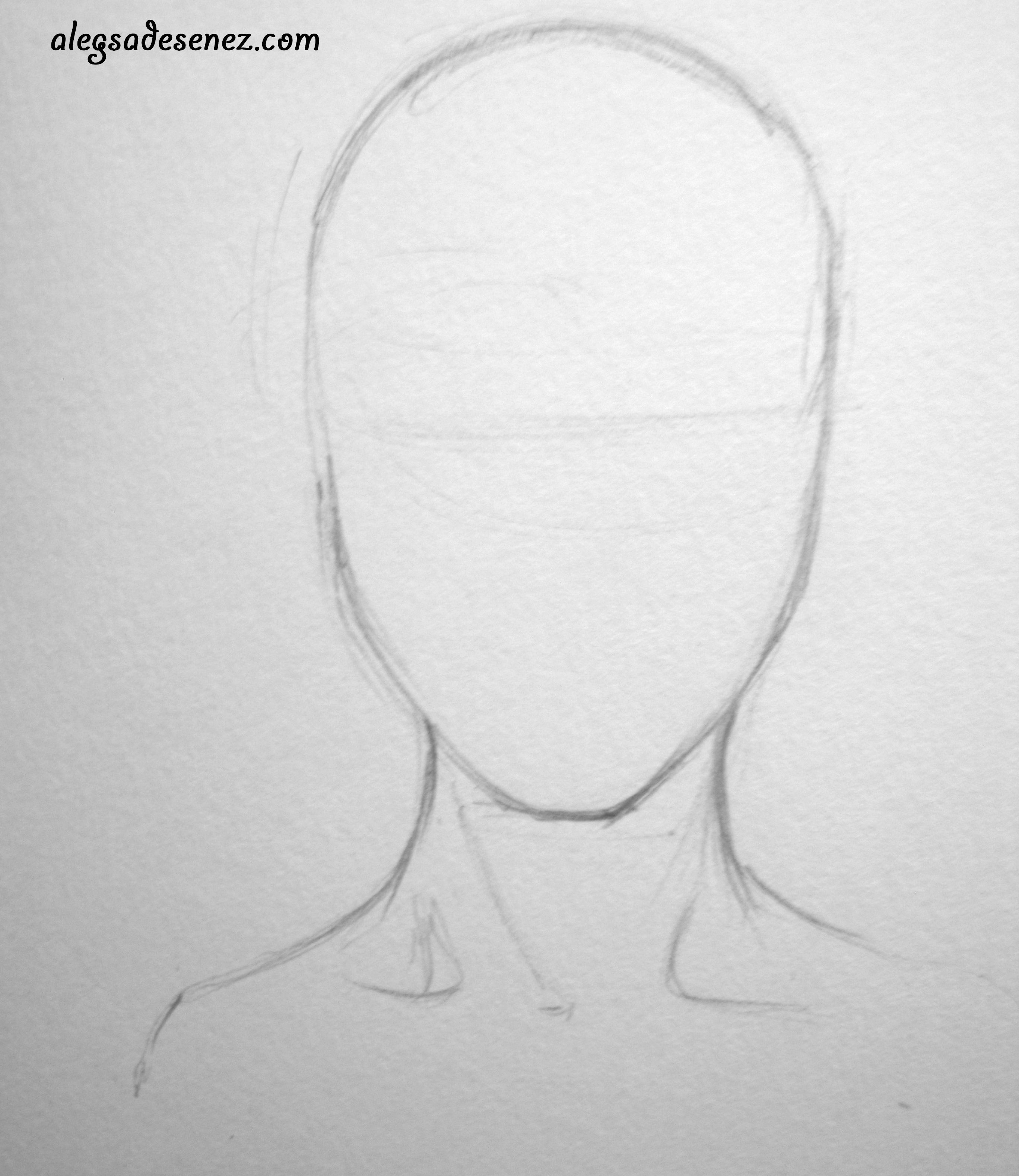 portret in cateva linii 1