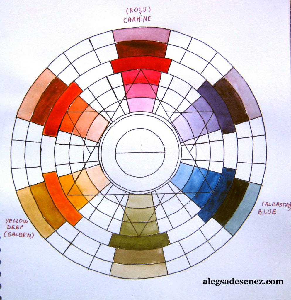 roata culorilor 5