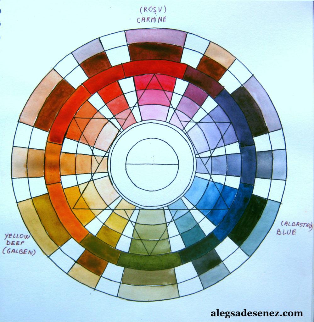 roata culorilor 6