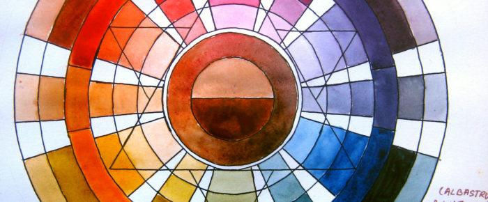 Fa cunostinta cu culorile tale ( in onoarea acuarelelor preferate, Sonnet)