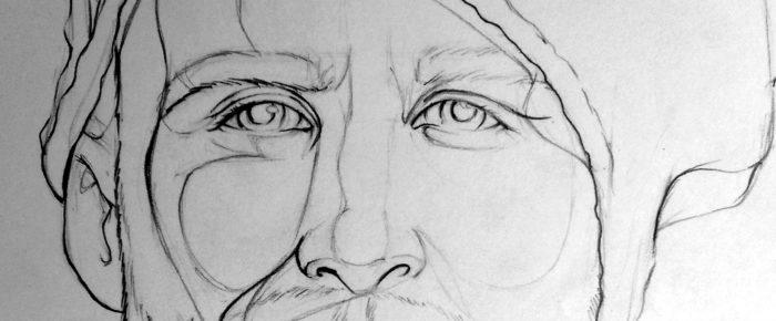 Cum folosesti linia sa inveti sa pui umbre intr-un portret
