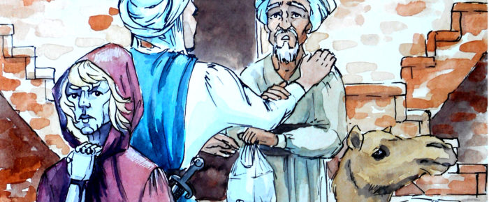 Poveste in trei cuvinte si o ilustratie: papusa, camila, branza. (Nr. 2)